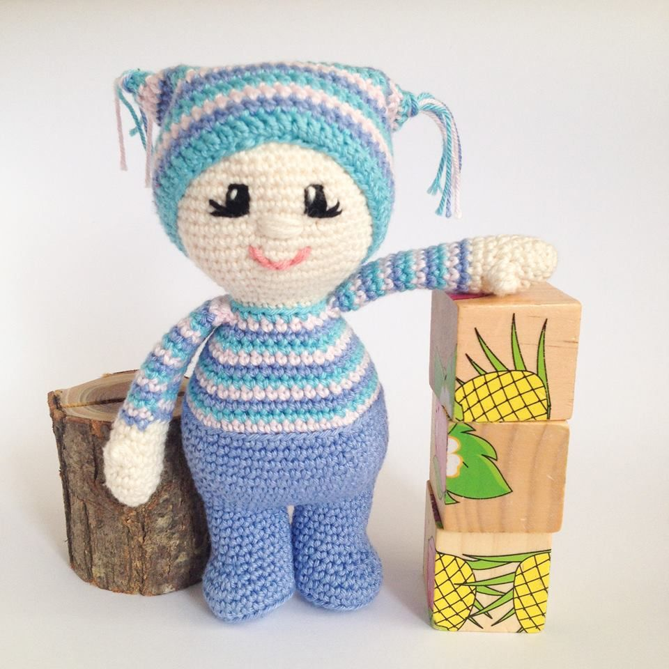 Ravelry: Amigurumi Geisha, Kokeshi - Japanese Doll pattern by ... | 960x960