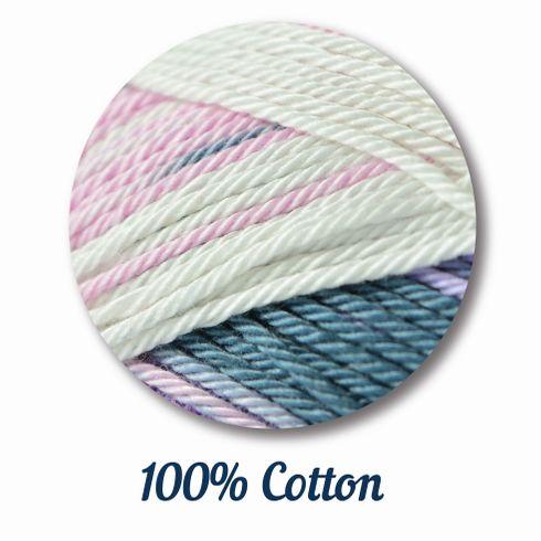 100 percent cotton yarn