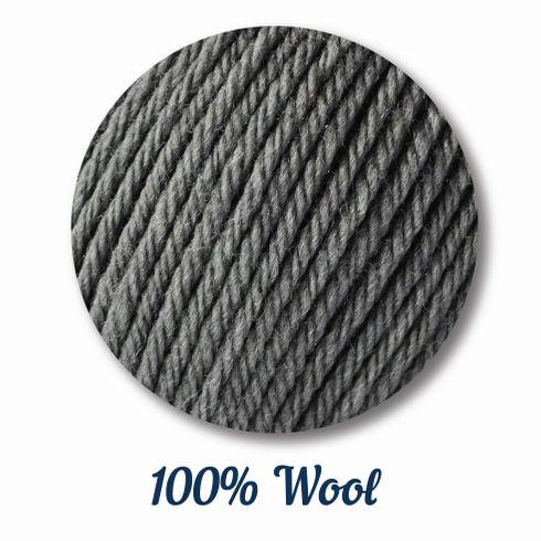 100 percent wool yarn