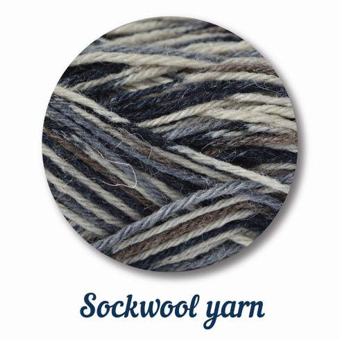 sockwool yarn