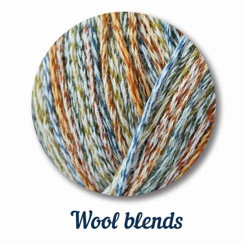 wool blends yarn