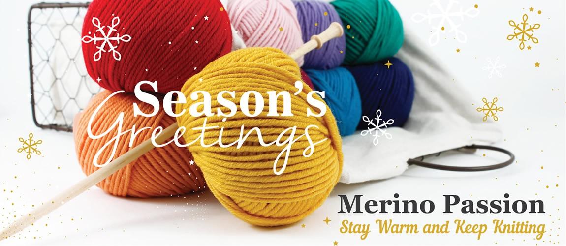 Product of the season - Merino Passion