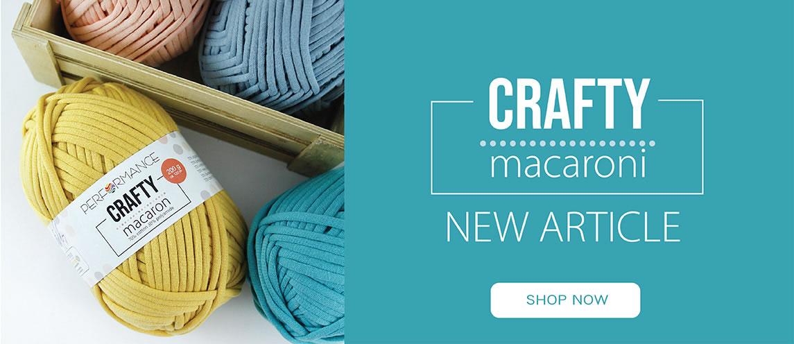 Maccaroni yarn